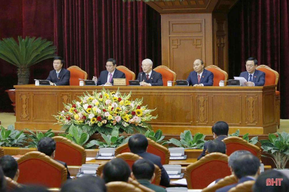 Đại hội XIII của Đảng tiến hành phiên bế mạc