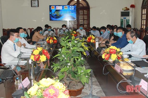 Tổng cục Giáo dục nghề nghiệp tư vấn chiến lược, lộ trình chuyển đổi số cho Trường Cao đẳng Kỹ thuật Việt Đức