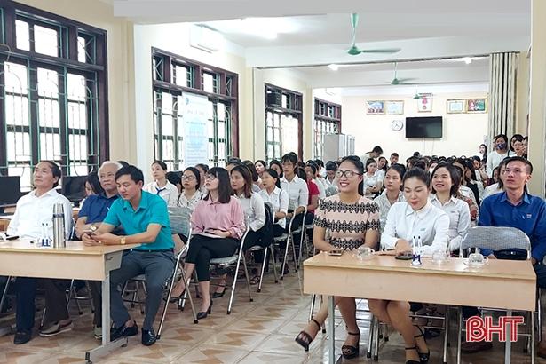 Thị trường lao động Hà Tĩnh khởi sắc những tháng cuối năm