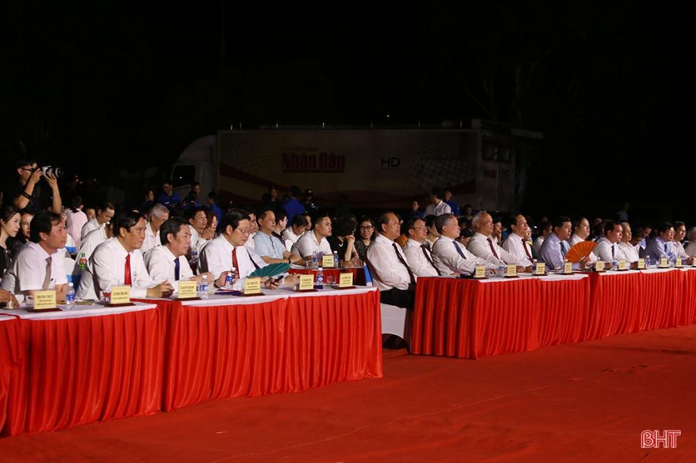 Hà Tĩnh long trọng tổ chức lễ kỷ niệm 73 năm ngày Thương binh - Liệt sỹ, 52 năm chiến thắng Đồng Lộc