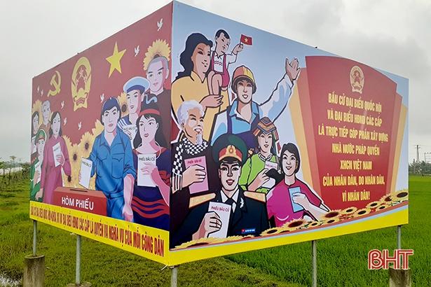 Trưởng ban Pháp chế HĐND tỉnh Hà Tĩnh: Dù trong tình huống bất lợi nào về thiên tai, dịch bệnh vẫn phải đảm bảo quyền lợi cho cử tri