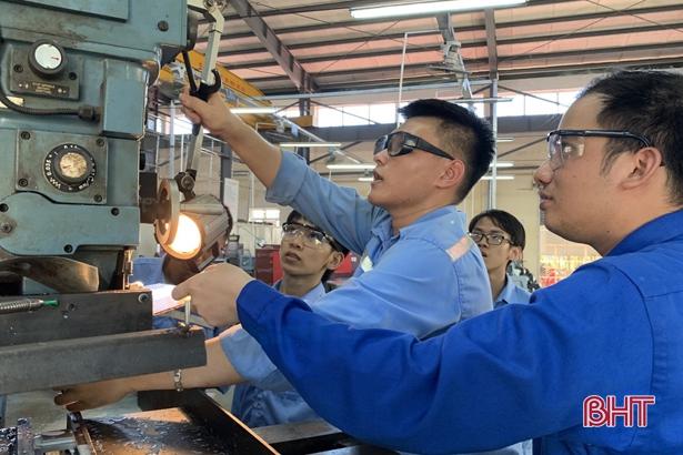 Trường Cao đẳng Công nghệ Hà Tĩnh - nơi đào tạo nguồn nhân lực chất lượng cao