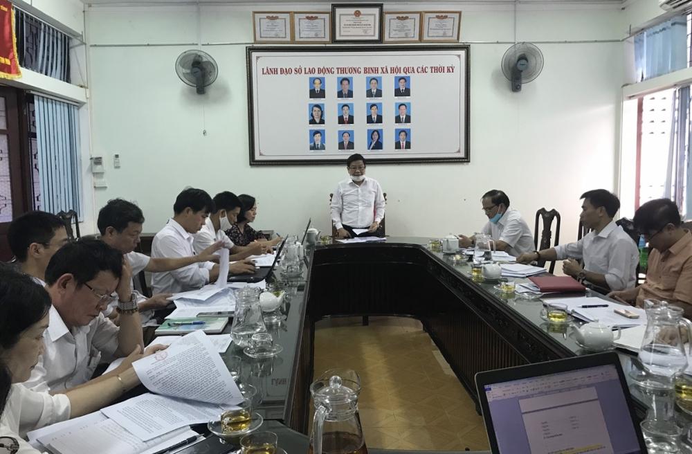 Hội nghị giao ban tháng 5
