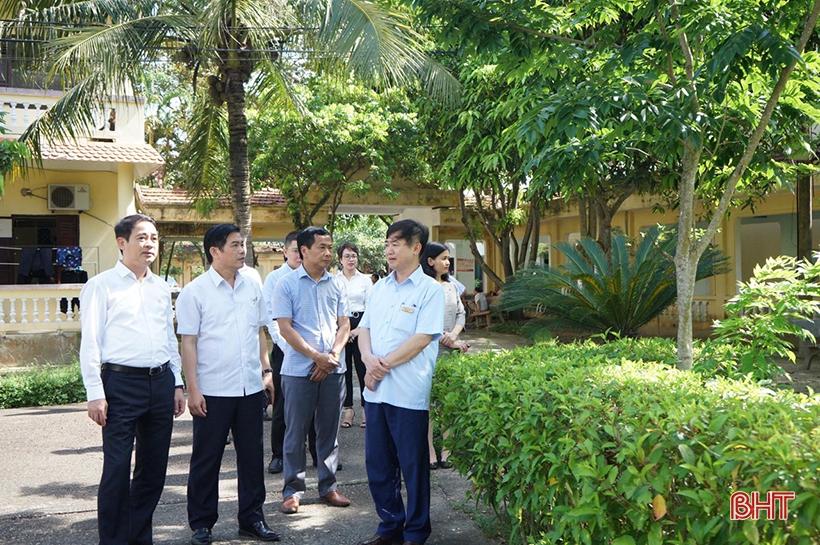 Vietcombank hỗ trợ nâng cấp Trung tâm Điều dưỡng người có công và Bảo trợ xã hội Hà Tĩnh