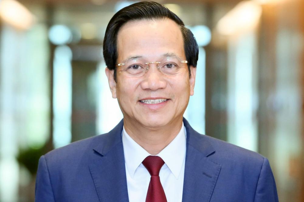 Bộ trưởng Đào Ngọc Dung gửi thư chúc mừng năm mới tới Ngành LĐ-TB&XH