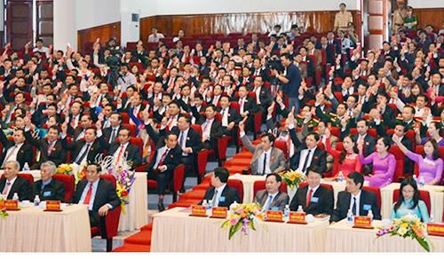 Nghị quyết Đại hội Đảng bộ tỉnh Hà Tĩnh lần thứ XVIII
