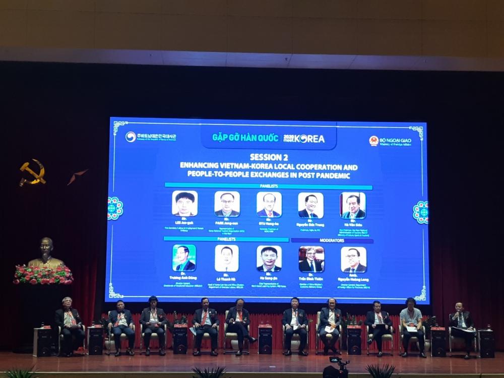 Tăng cường kết nối, hợp tác Việt Nam - Hàn Quốc trong lĩnh vực giáo dục nghề nghiệp