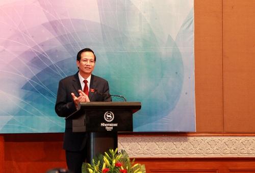 Chung tay vì một cộng đồng của cơ hội và bình đẳng, vì một ASEAN không có ai bị bỏ lại phía sau